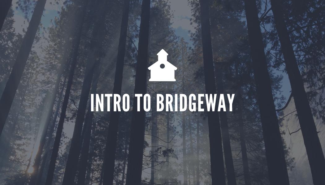 Intro to Bridgeway